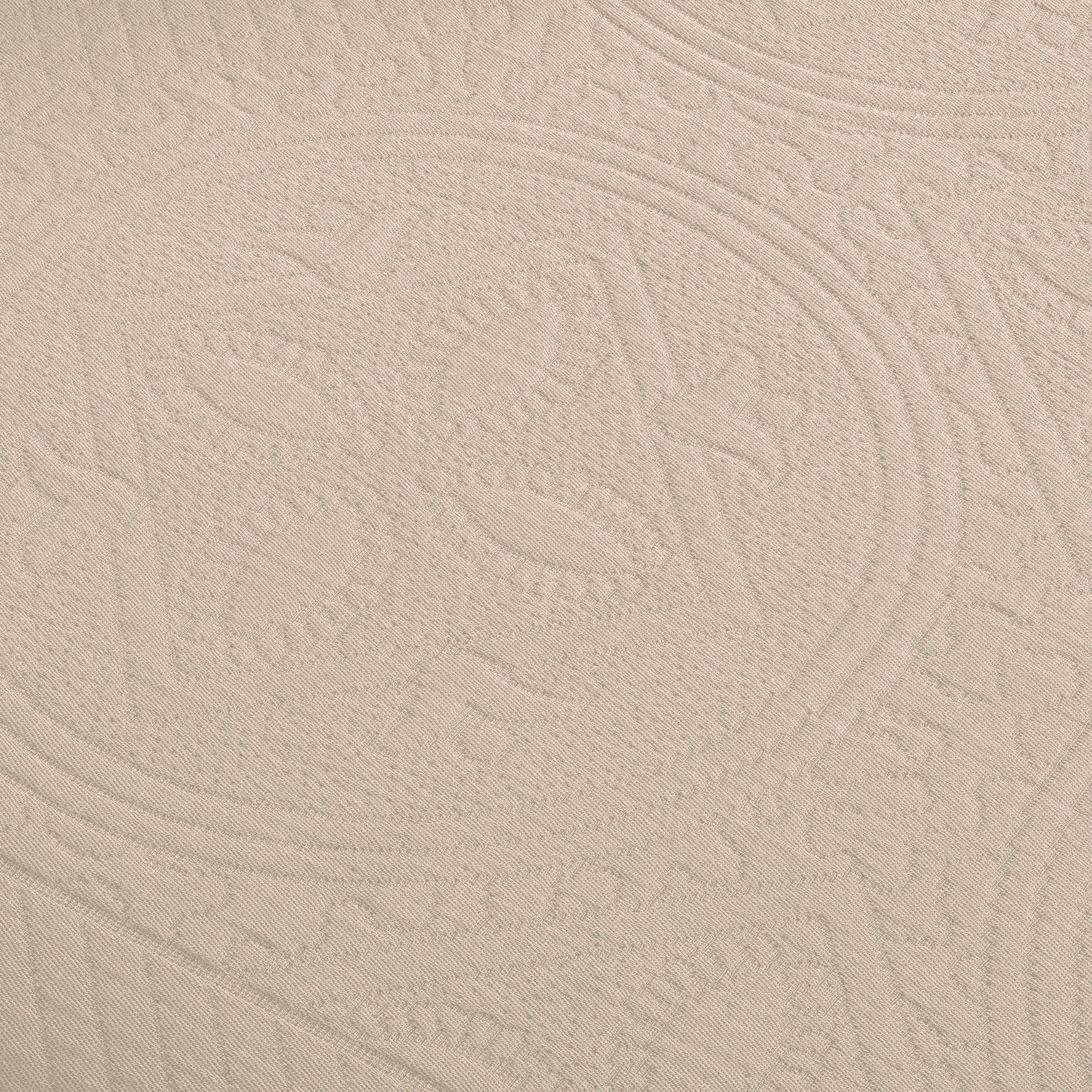 Celtic-Circle-Cotton-Jacquard-Matelasse-Scalloped-Bedspread-Set thumbnail 5