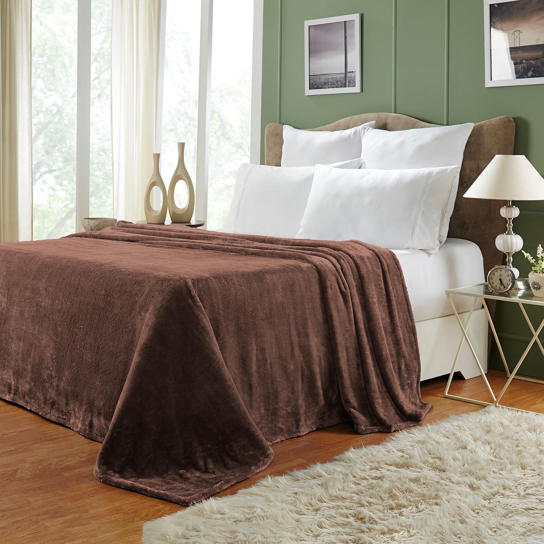 Ultra-Soft-Luxury-Fleece-Blankets-Lightweight-Super-Soft-Cozy-Warm-blanket thumbnail 15