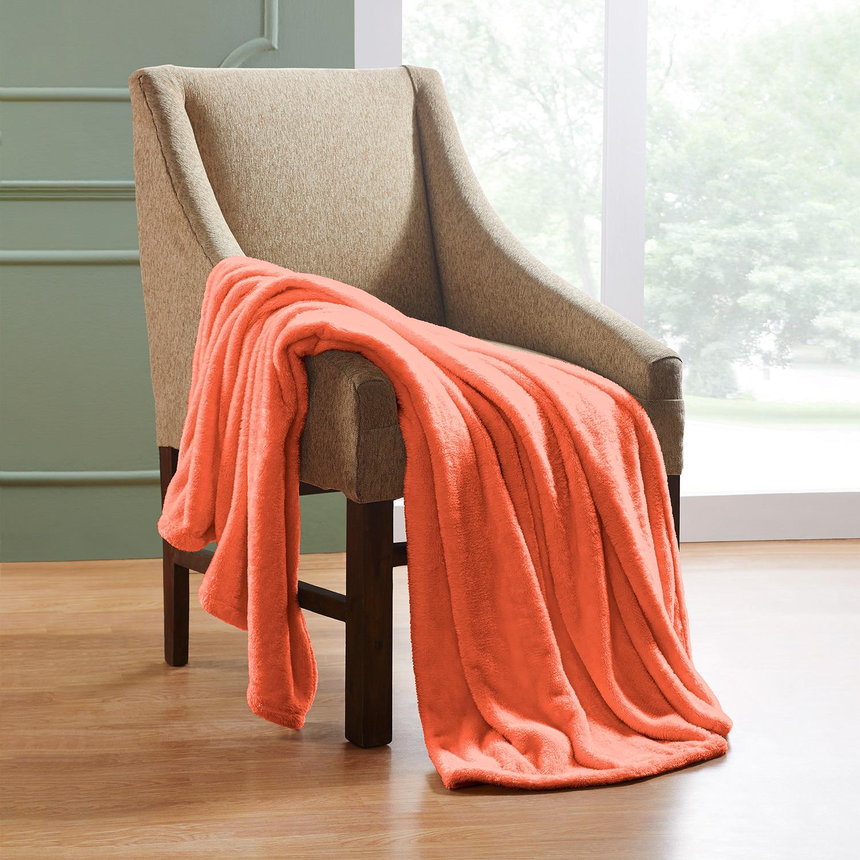Ultra-Soft-Luxury-Fleece-Blankets-Lightweight-Super-Soft-Cozy-Warm-blanket thumbnail 20