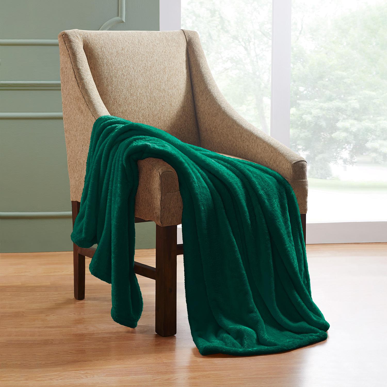 Ultra-Soft-Luxury-Fleece-Blankets-Lightweight-Super-Soft-Cozy-Warm-blanket thumbnail 24