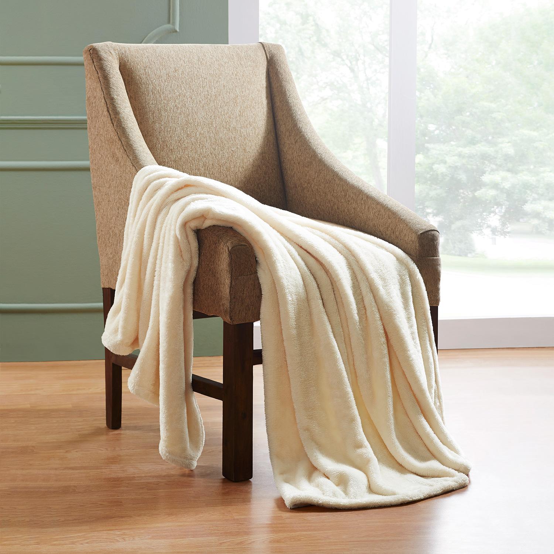 Ultra-Soft-Luxury-Fleece-Blankets-Lightweight-Super-Soft-Cozy-Warm-blanket thumbnail 28
