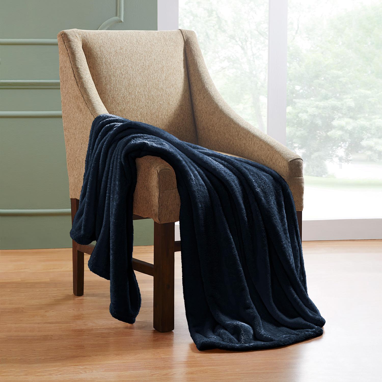 Ultra-Soft-Luxury-Fleece-Blankets-Lightweight-Super-Soft-Cozy-Warm-blanket thumbnail 32