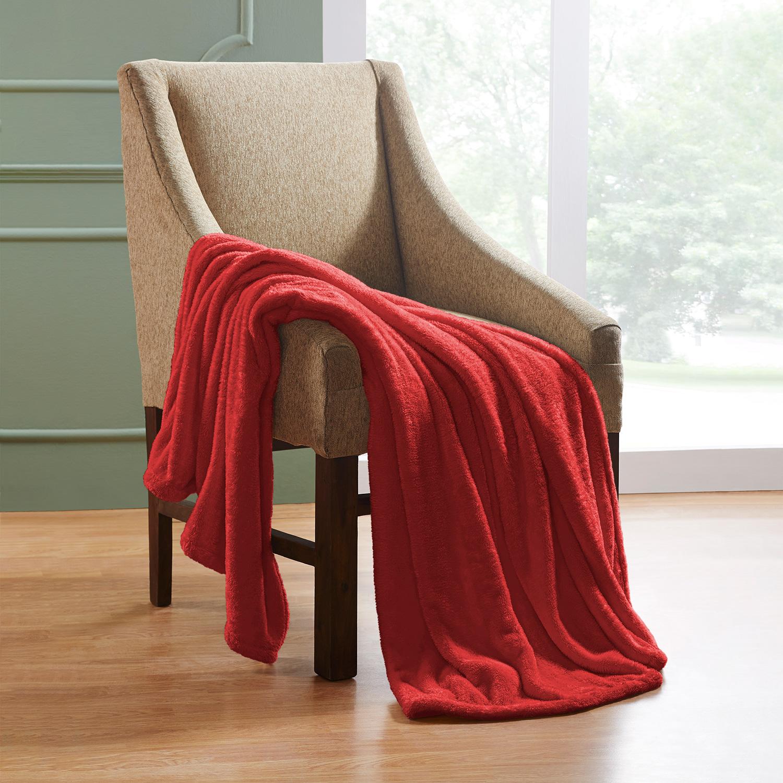 Ultra-Soft-Luxury-Fleece-Blankets-Lightweight-Super-Soft-Cozy-Warm-blanket thumbnail 36