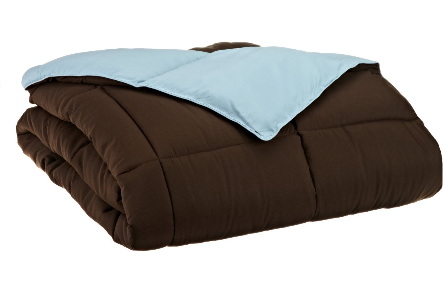 Reversible-All-season-Down-Alternative-Comforter-7-Fashionable-Colors thumbnail 5