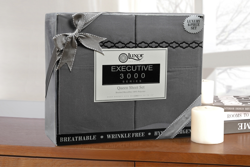 6-Piece-Sheet-Set-With-Clouds-Embroidery-Duvets-Covers-OR-Pillowcases-GIFT-BOX thumbnail 8