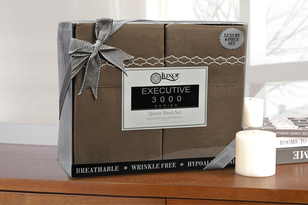 6-Piece-Sheet-Set-With-Clouds-Embroidery-Duvets-Covers-OR-Pillowcases-GIFT-BOX thumbnail 10