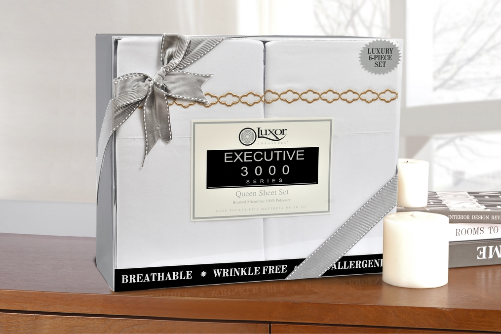 6-Piece-Sheet-Set-With-Clouds-Embroidery-Duvets-Covers-OR-Pillowcases-GIFT-BOX thumbnail 18