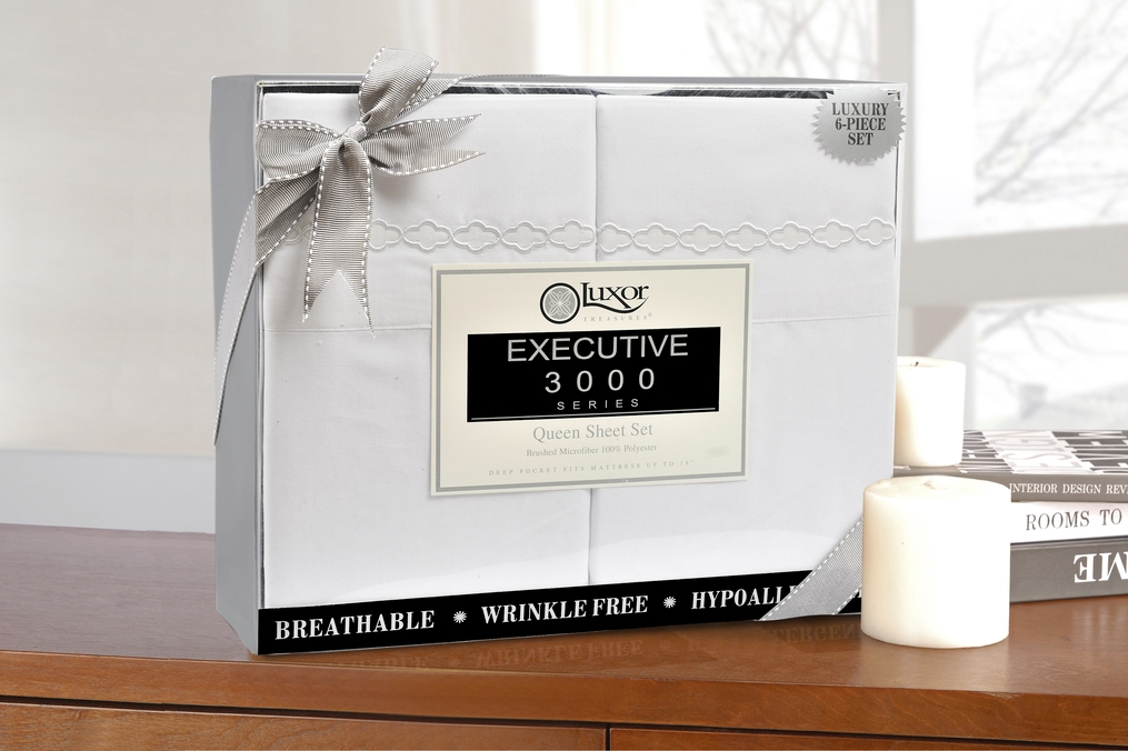 6-Piece-Sheet-Set-With-Clouds-Embroidery-Duvets-Covers-OR-Pillowcases-GIFT-BOX thumbnail 12