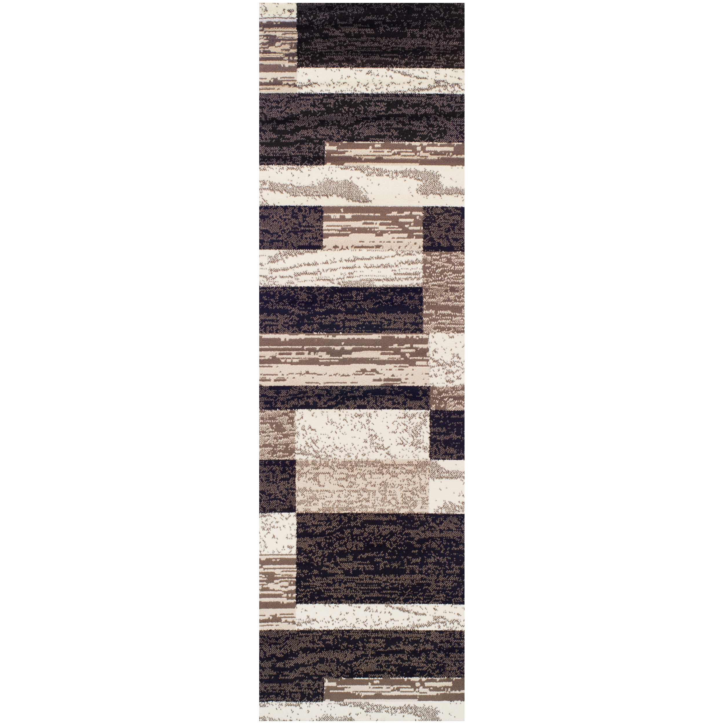 Stylish Modern Water-Repellent Area Rug And Rug Runner