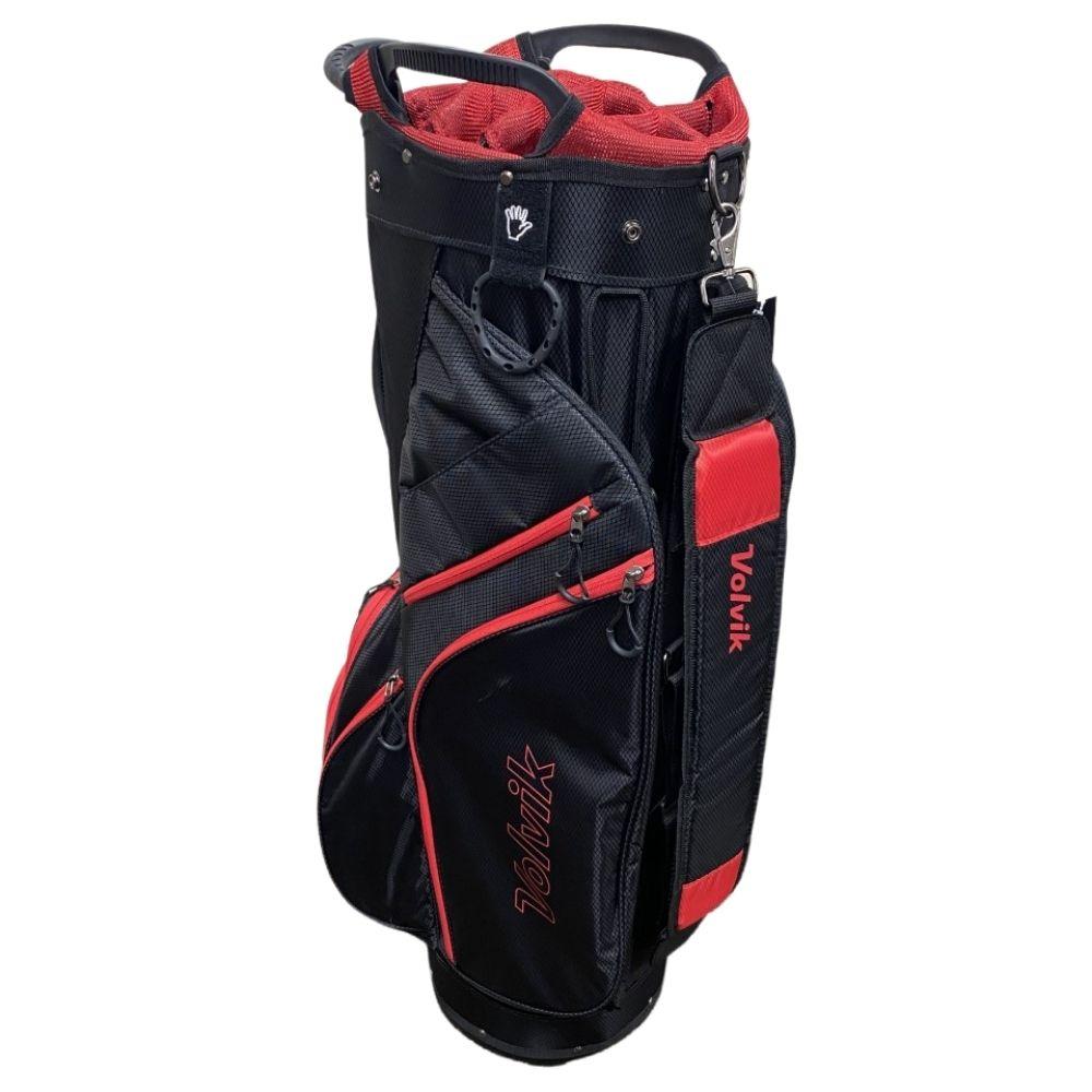Volvik Golf Cart Golf Bag 14-Way Top - New 2021 - Pick Color preview-5