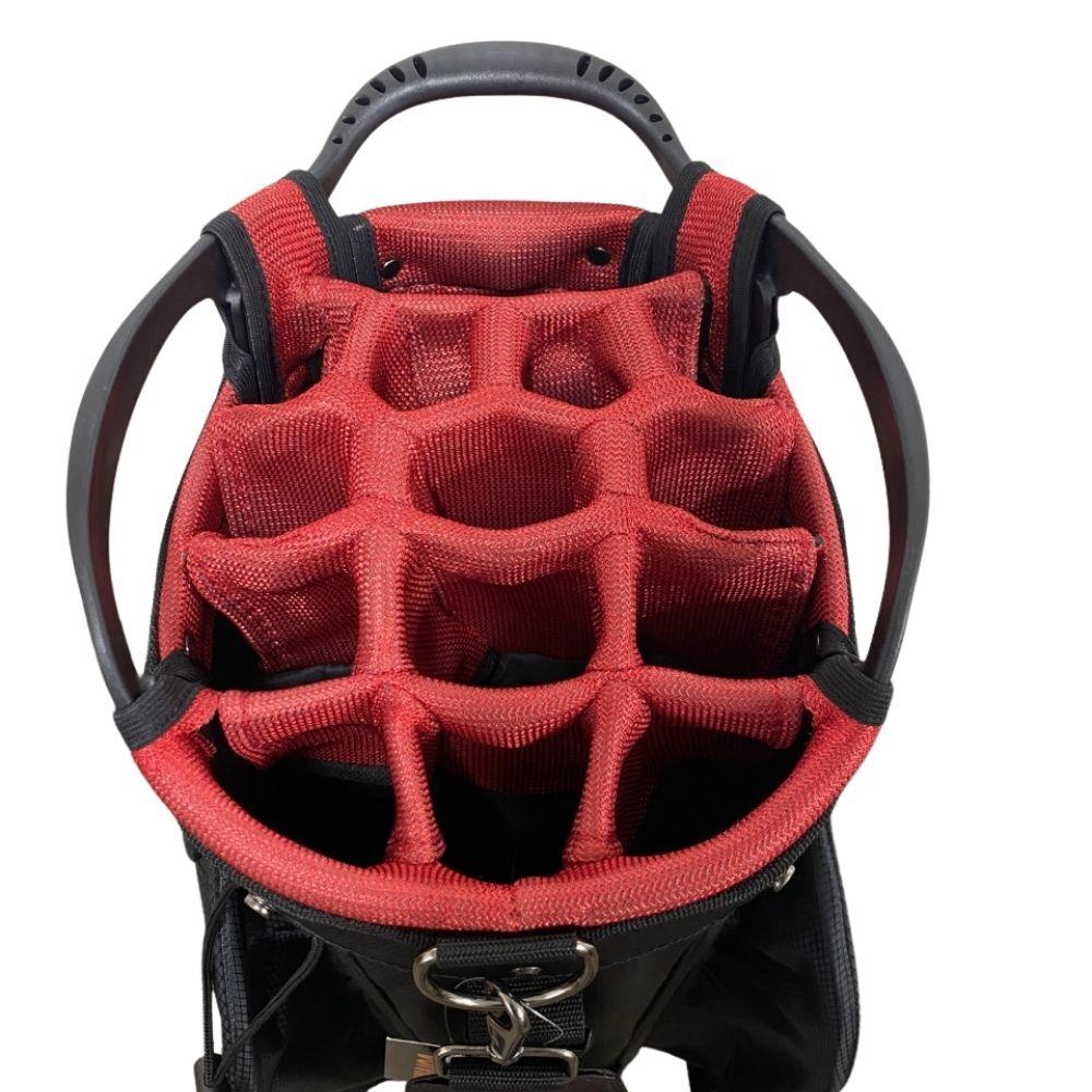 Volvik Golf Cart Golf Bag 14-Way Top - New 2021 - Pick Color preview-6