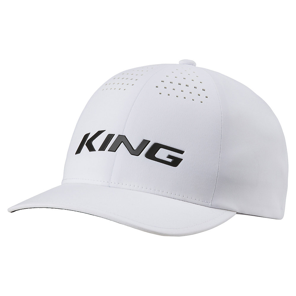 COBRA KING DELTA FLEXFIT HAT MENS FITTED CAP - NEW - CHOOSE SIZE AND ... 0140328d78a