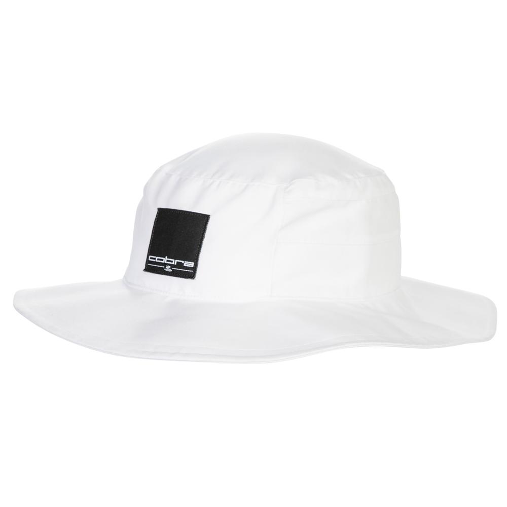 c1dcd79aeb3 COBRA SUN BUCKET HAT MENS FITTED WHITE CAP NEW 2019 - CHOOSE A SIZE ...