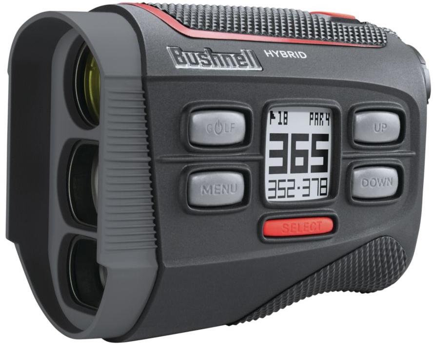 Bushnell Hybrid Laser Rangefinder + Golf GPS thumbnail