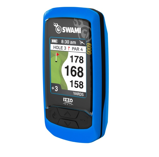Izzo Swami 6000 Golf GPS Handheld thumbnail