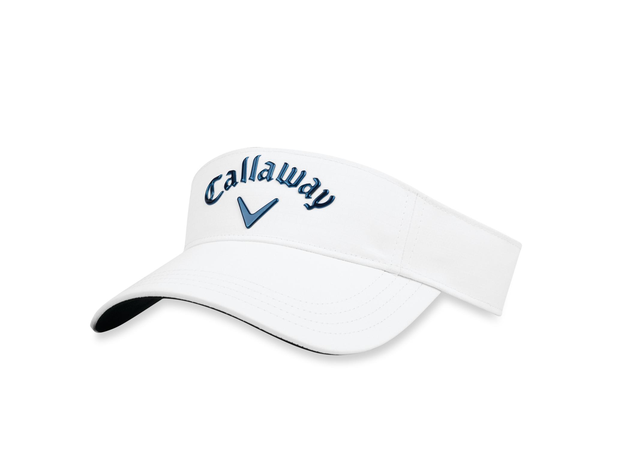 CALLAWAY LIQUID METAL VISOR MENS ADJUSTABLE GOLF CAP -PICK YOUR ... c6a38cb7f54