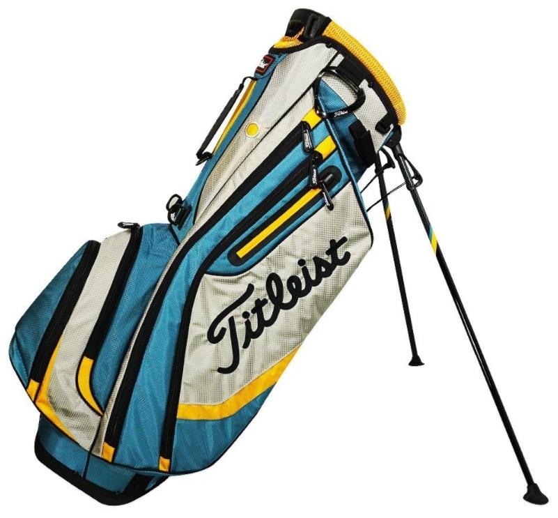 NEW Titleist LightWeight Stand Mens Golf Bag