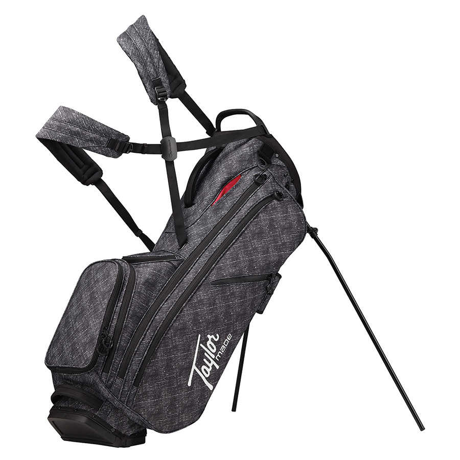 Taylormade Golf Bag >> Taylormade Golf Flextech Crossover Lifestyle Stand Bag 2019 United