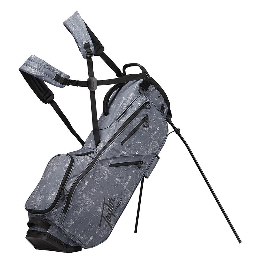 Taylormade Golf Bag >> Taylormade Golf Flextech Lifestyle Stand Bag 2019 United