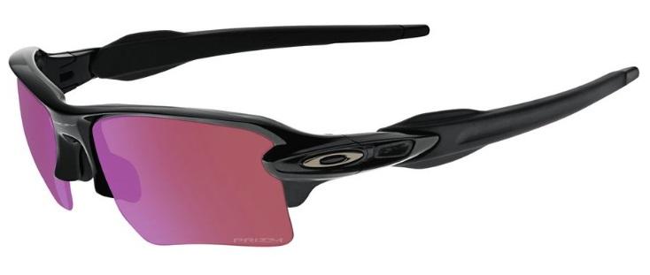 735adf3ce4 Responsive image. Oakley Sunglasses FLAK 2.0 XL Polished Black Frame w  Prizm  Golf Lens OO9188-05