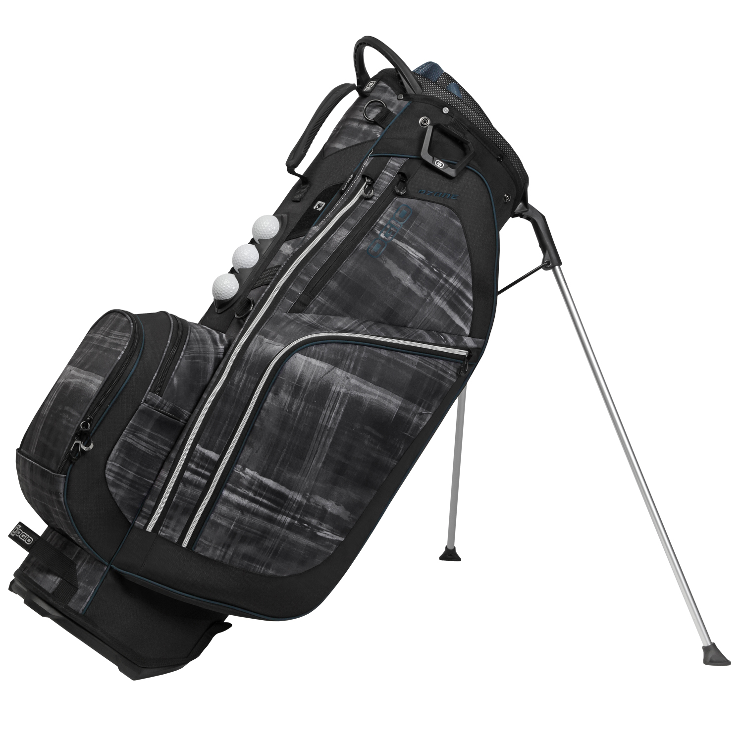 Ogio Ozone Stand Golf Bag Mens New 2017 W 7 Pockets