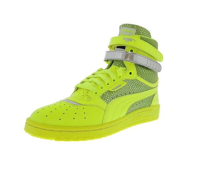 Puma Womens Sky II HI Futur Minimal Womens Basketball Shoe Choose ... 0b9878539