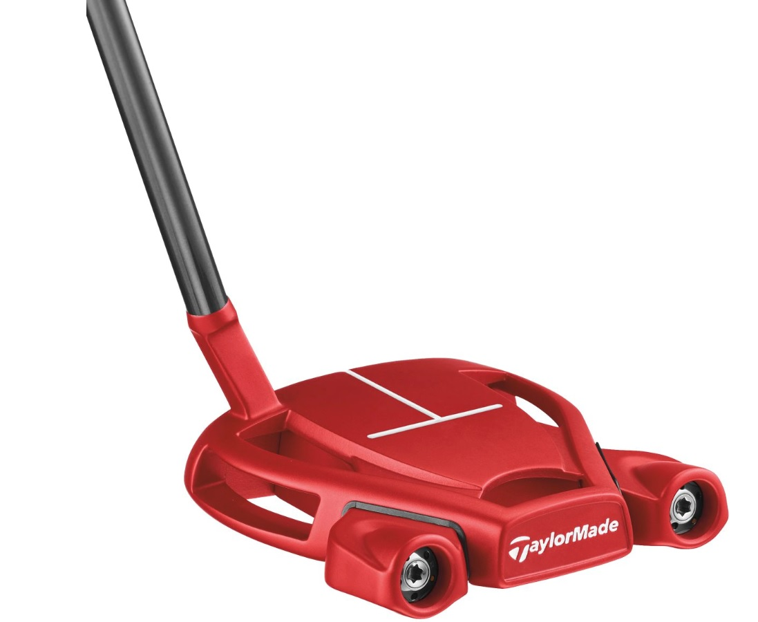 TaylorMade Spider Tour Red T-Line Putter thumbnail
