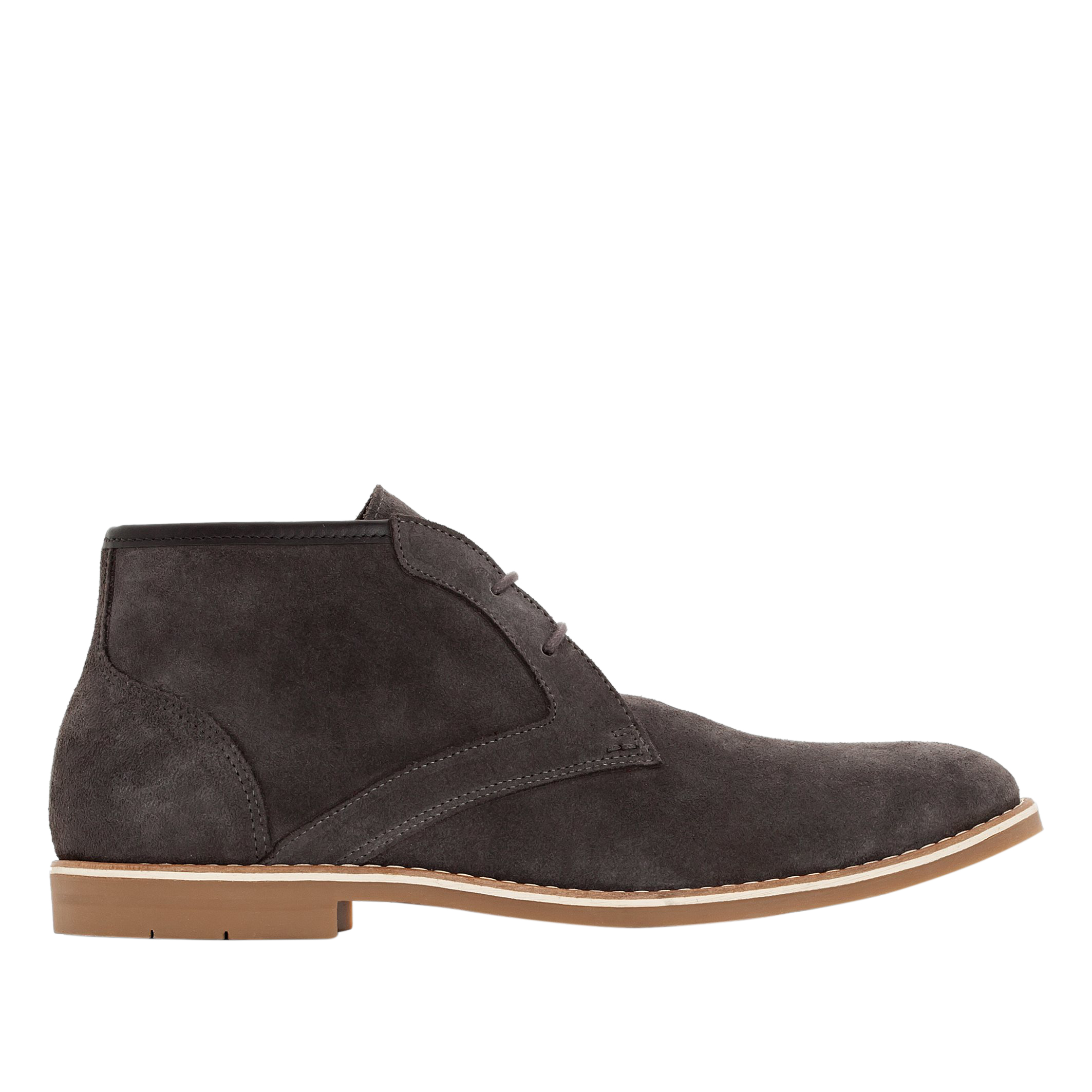 La Redoute Collections Uomo Pelle Lace-Up Ankle Ankle Ankle Stivali 7cc518