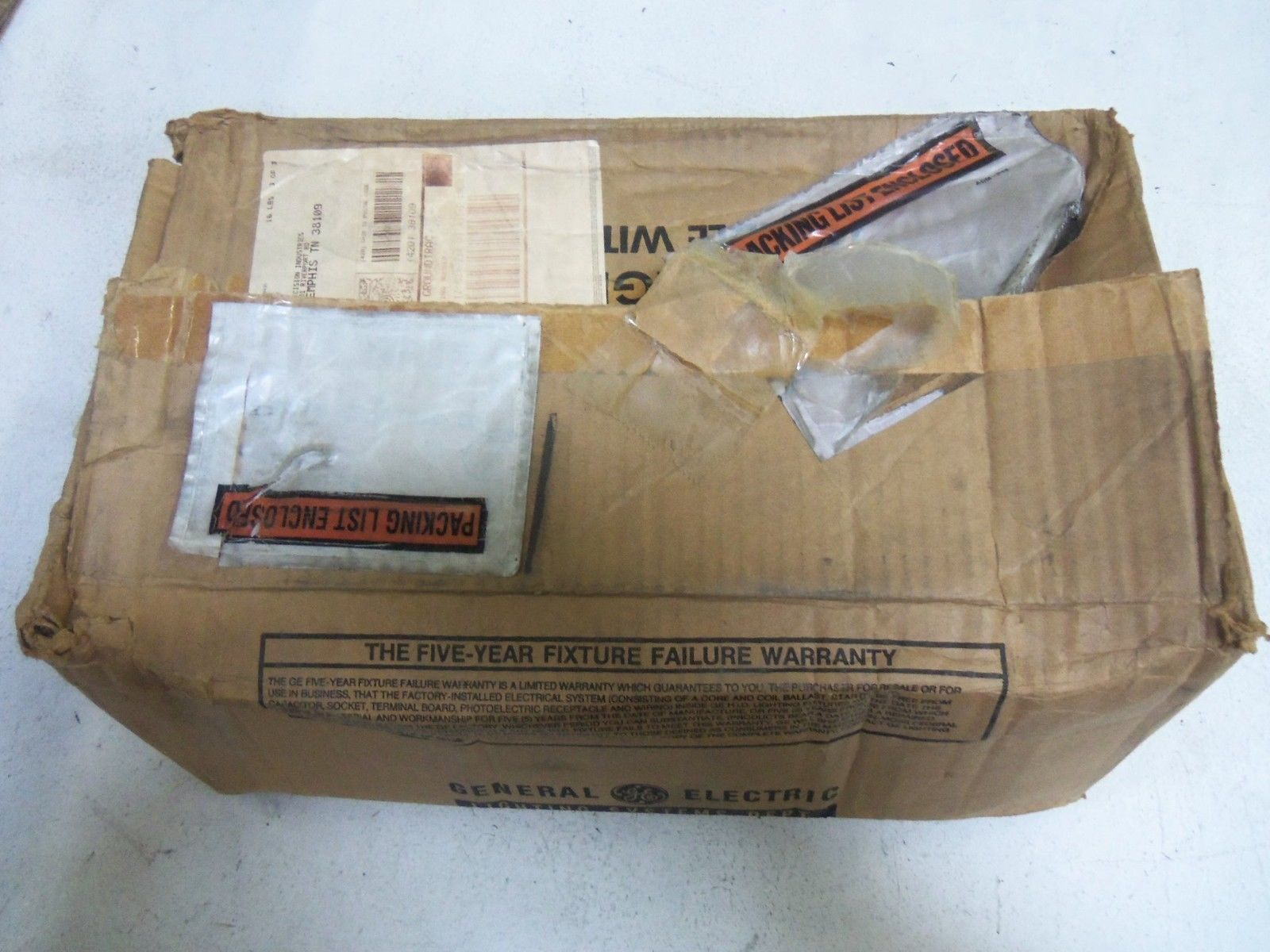 NEW GENERAL ELECTRIC GES400ML5AC4-5//2 BALLAST GES400ML5AC452