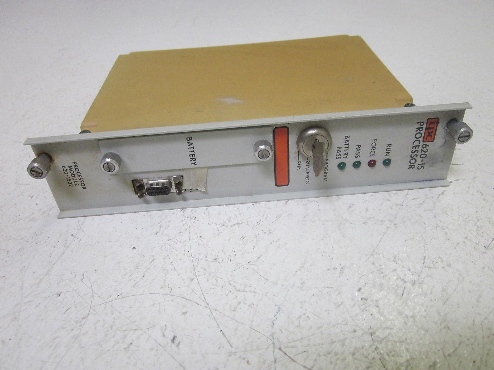 HONEYWELL ISSC IPC 620-15 PROCESSOR MODULE PLC 620-1532 6201532 USED