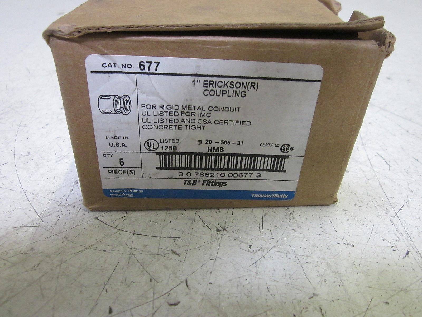 NEW IN BOX L300GRL THOMAS /& BETTS L300GRL