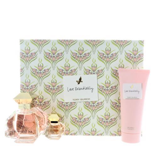 Tory Burch Love Relentlessly 3 Piece Gift Set 3 4 Oz Eau De Parfum New Women 22548406656 Ebay