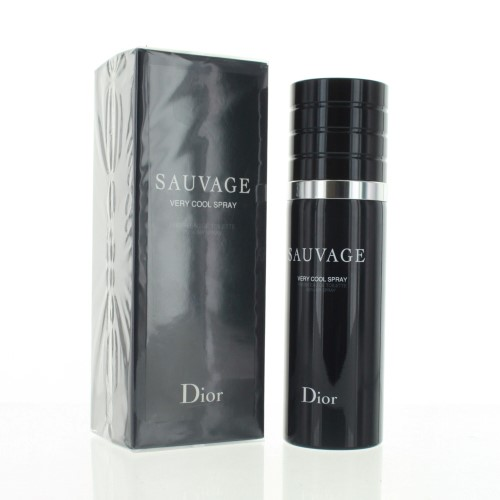 c7ecded3f9 Details about DIOR SAUVAGE VERY COOL SPRAY by Christian Dior 3.4 OZ EAU DE  TOILETTE SPRAY NEW