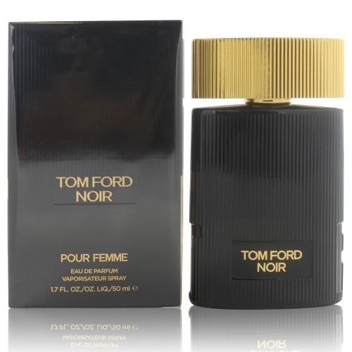 tom ford noir pour femme by tom ford 1 7 oz eau de parfum spray new in box women ebay. Black Bedroom Furniture Sets. Home Design Ideas