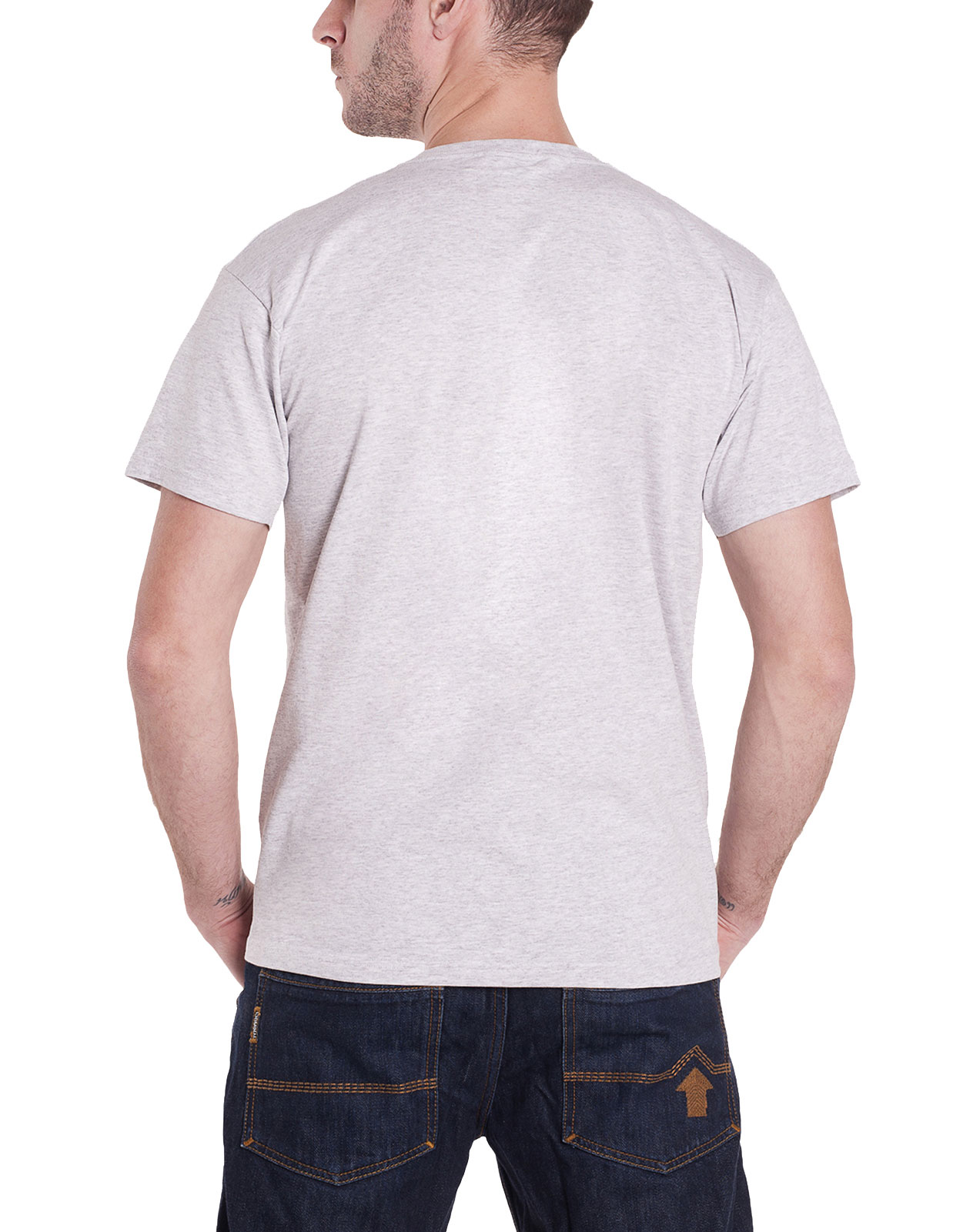 Rick-and-Morty-T-Shirt-Pickle-Rick-Portail-spirale-Wubba-Lubba-nouveau-officiel-Homme miniature 21