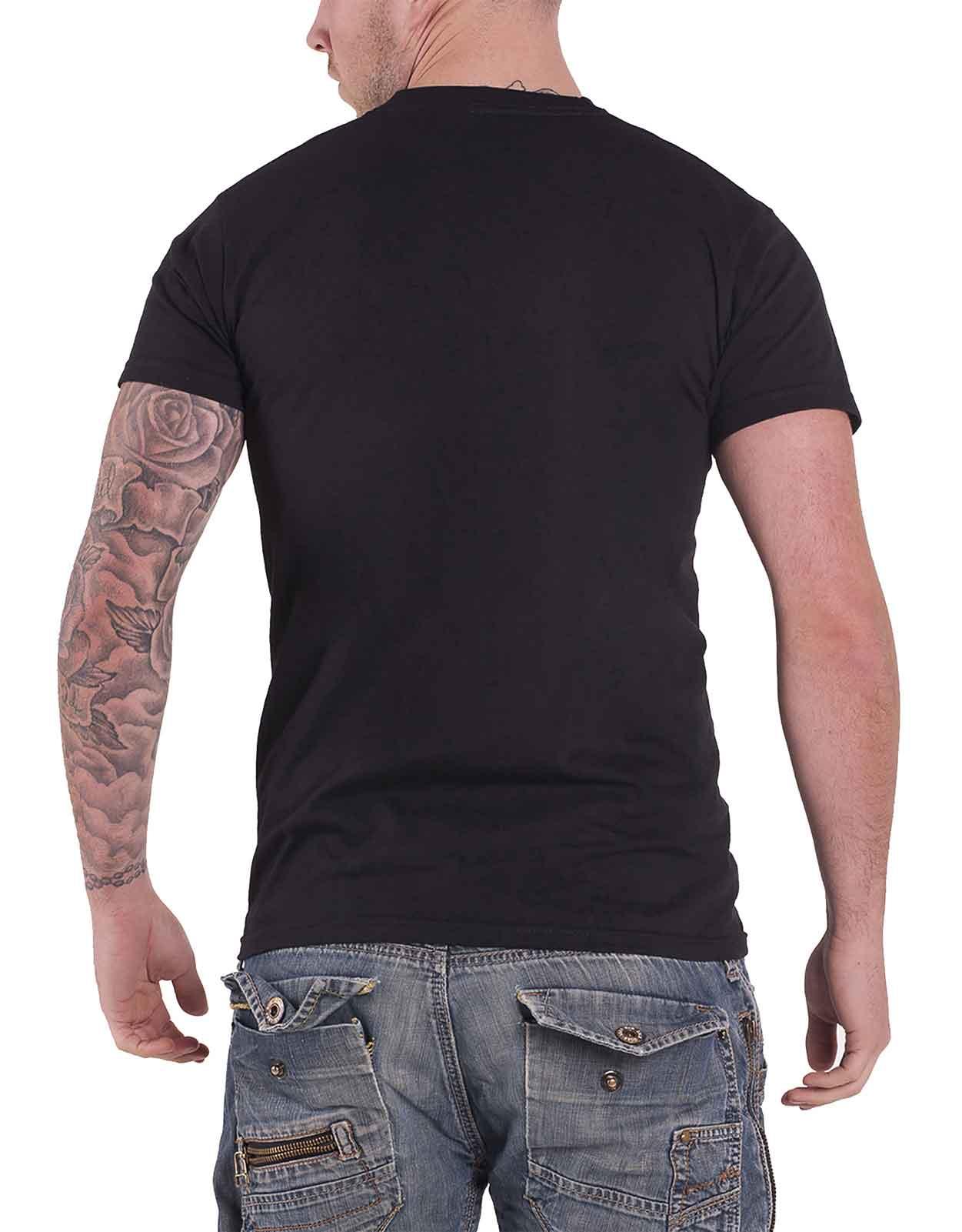 Rick-and-Morty-T-Shirt-Pickle-Rick-Portail-spirale-Wubba-Lubba-nouveau-officiel-Homme miniature 7