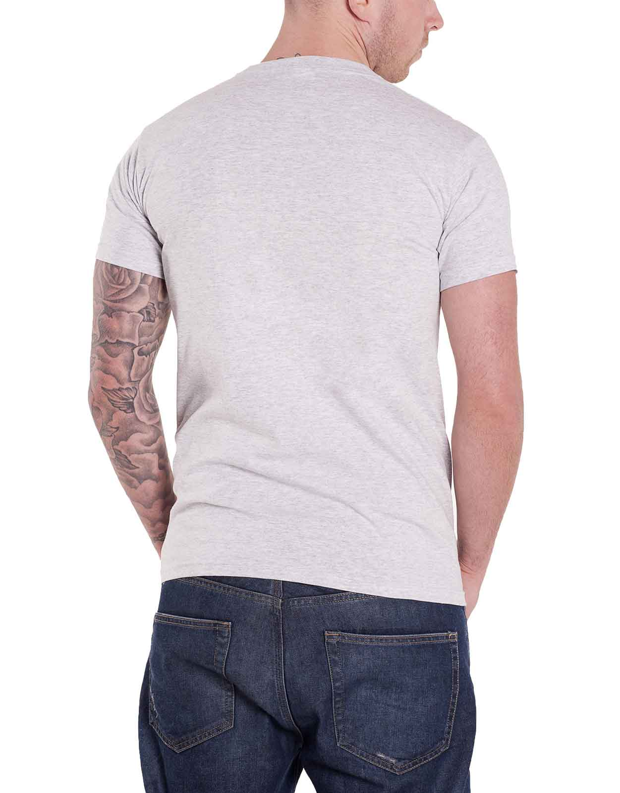 Rick-and-Morty-T-Shirt-Pickle-Rick-Portail-spirale-Wubba-Lubba-nouveau-officiel-Homme miniature 49