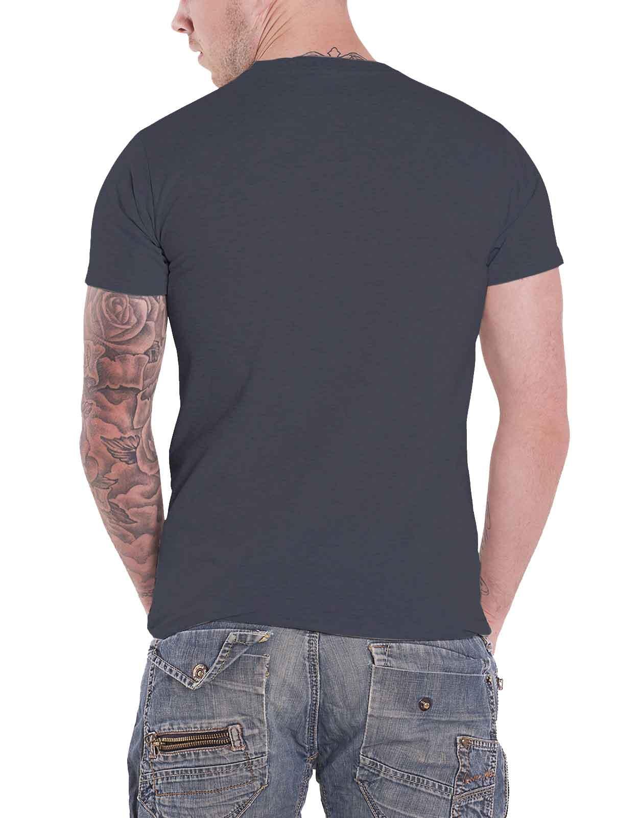 Rick-and-Morty-T-Shirt-Pickle-Rick-Portail-spirale-Wubba-Lubba-nouveau-officiel-Homme miniature 25