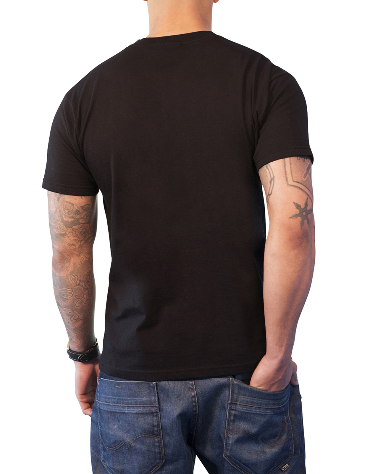 Officiel-DEF-LEPPARD-T-Shirt-hysterie-Adrenalize-through-the-night-Logo-Homme-NEUF miniature 9