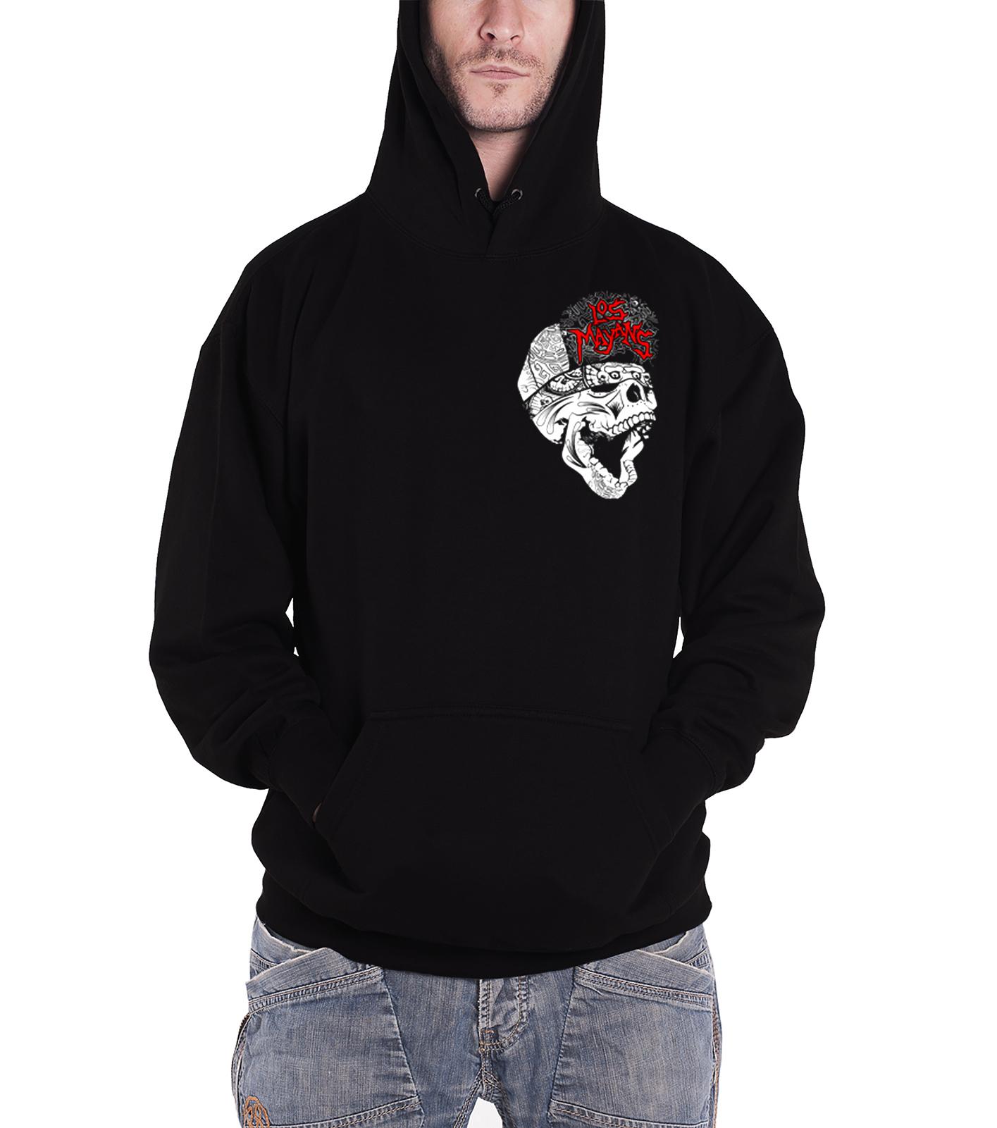 Sons of anarchy reaper hoodie