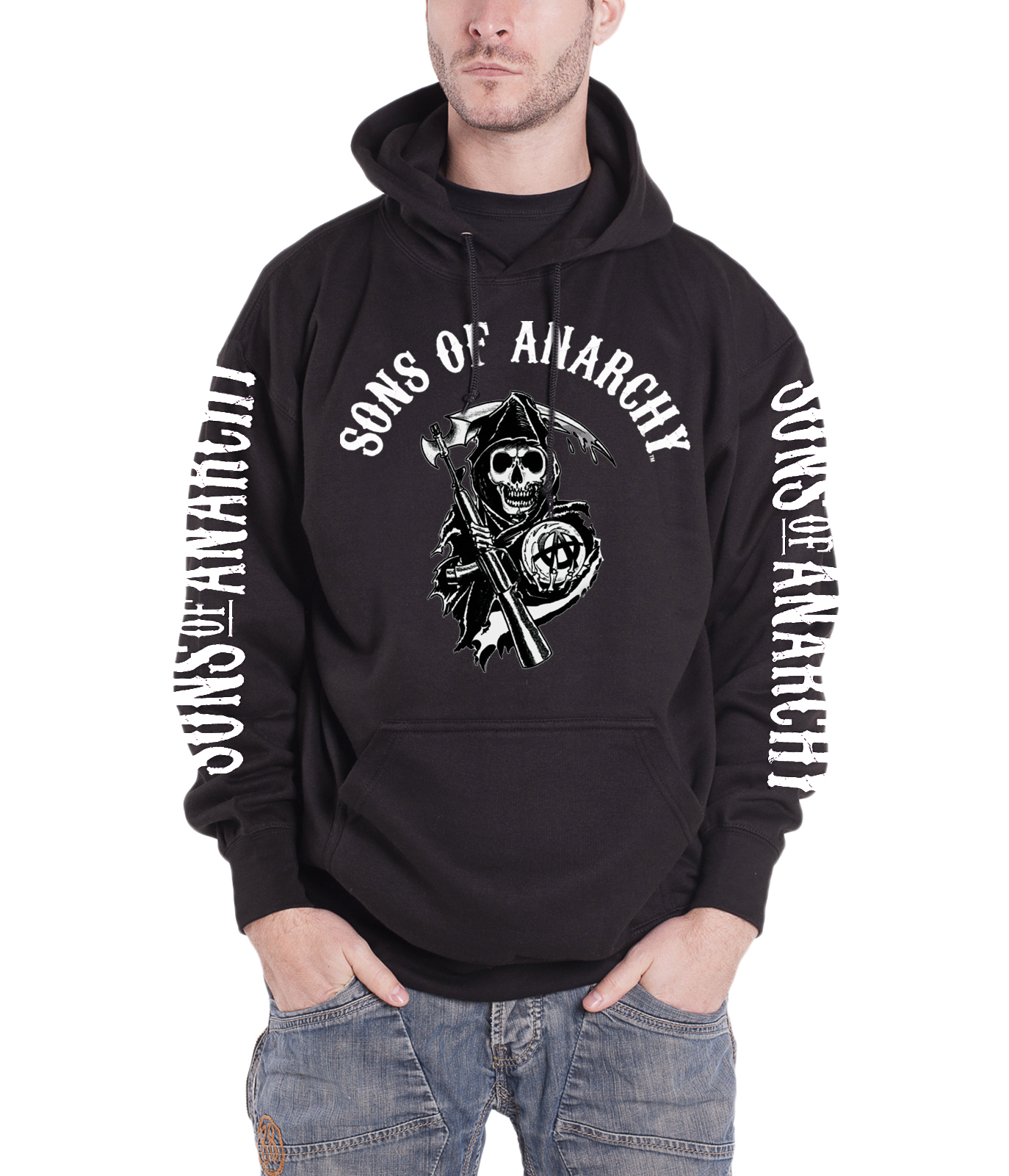 Sons of anarchy hoodie official
