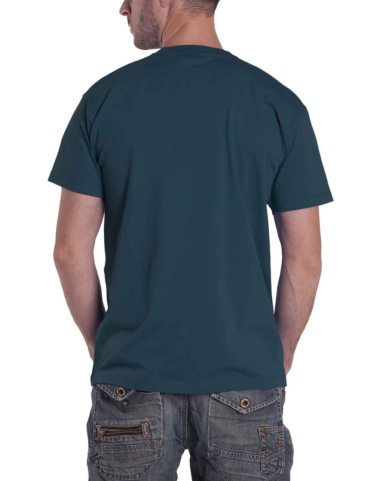 Rick-and-Morty-T-Shirt-Pickle-Rick-Portail-spirale-Wubba-Lubba-nouveau-officiel-Homme miniature 45