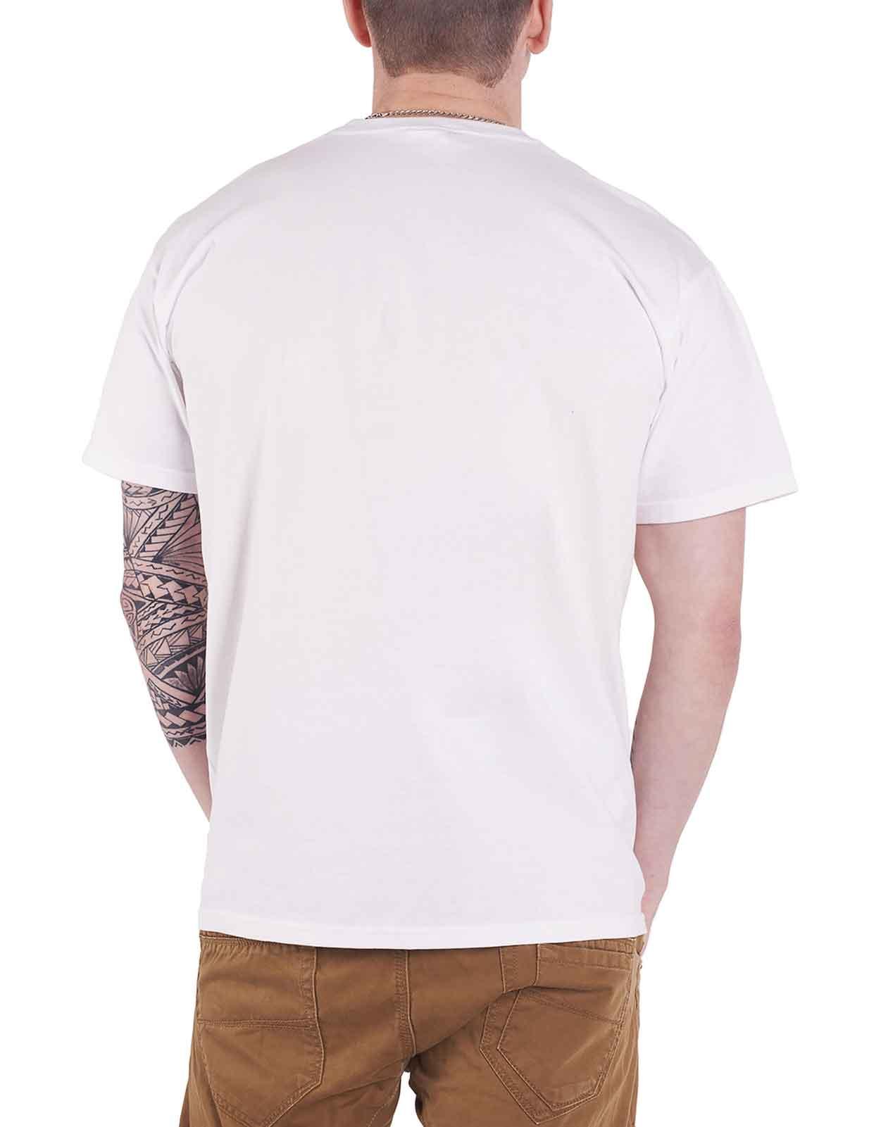 Rick-and-Morty-T-Shirt-Pickle-Rick-Portail-spirale-Wubba-Lubba-nouveau-officiel-Homme miniature 9