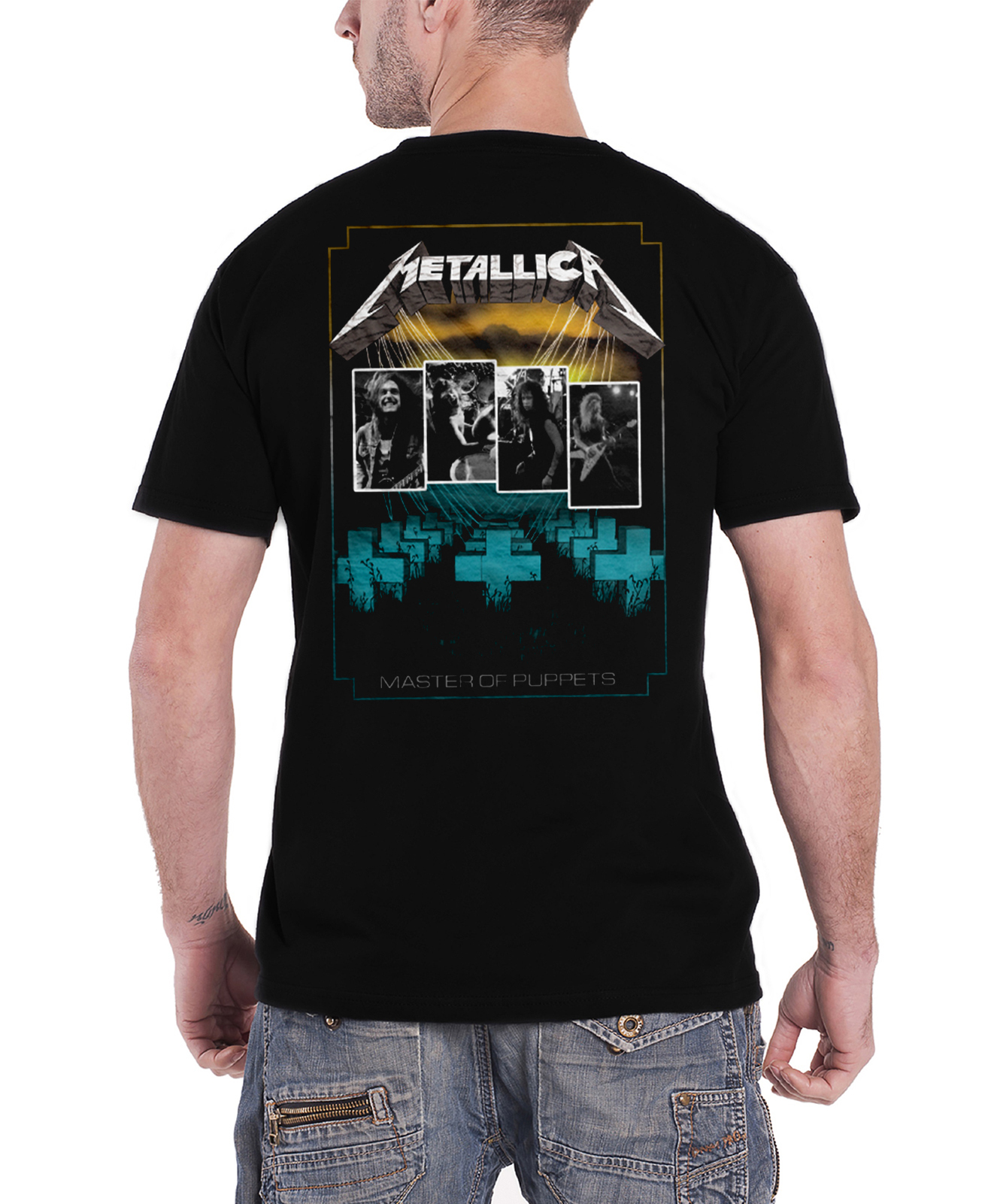 Official-Metallica-T-Shirt-Hardwired-Justice-for-all-RTL-band-logo-mens-new Indexbild 77