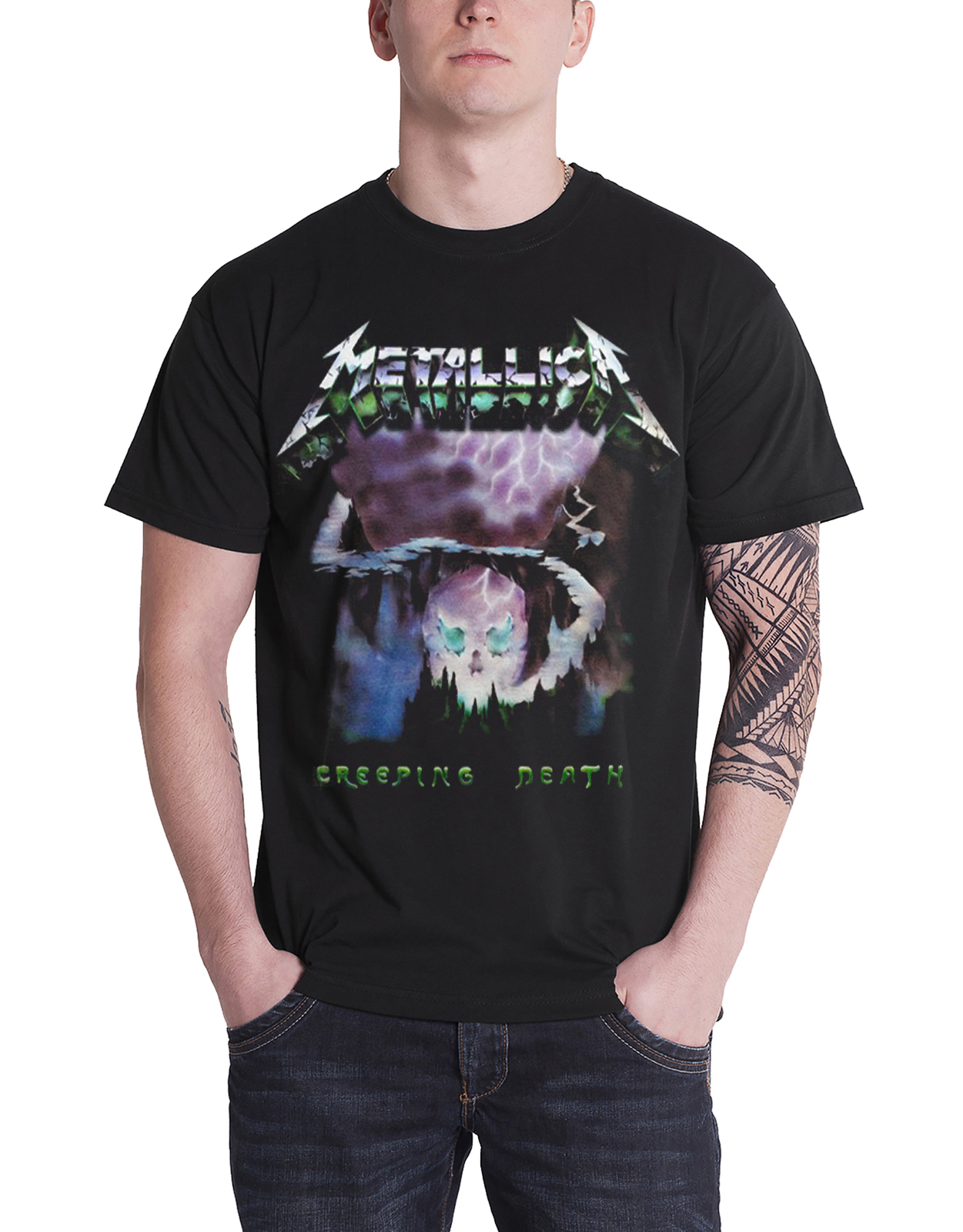 Official-Metallica-T-Shirt-Hardwired-Justice-for-all-RTL-band-logo-mens-new Indexbild 20