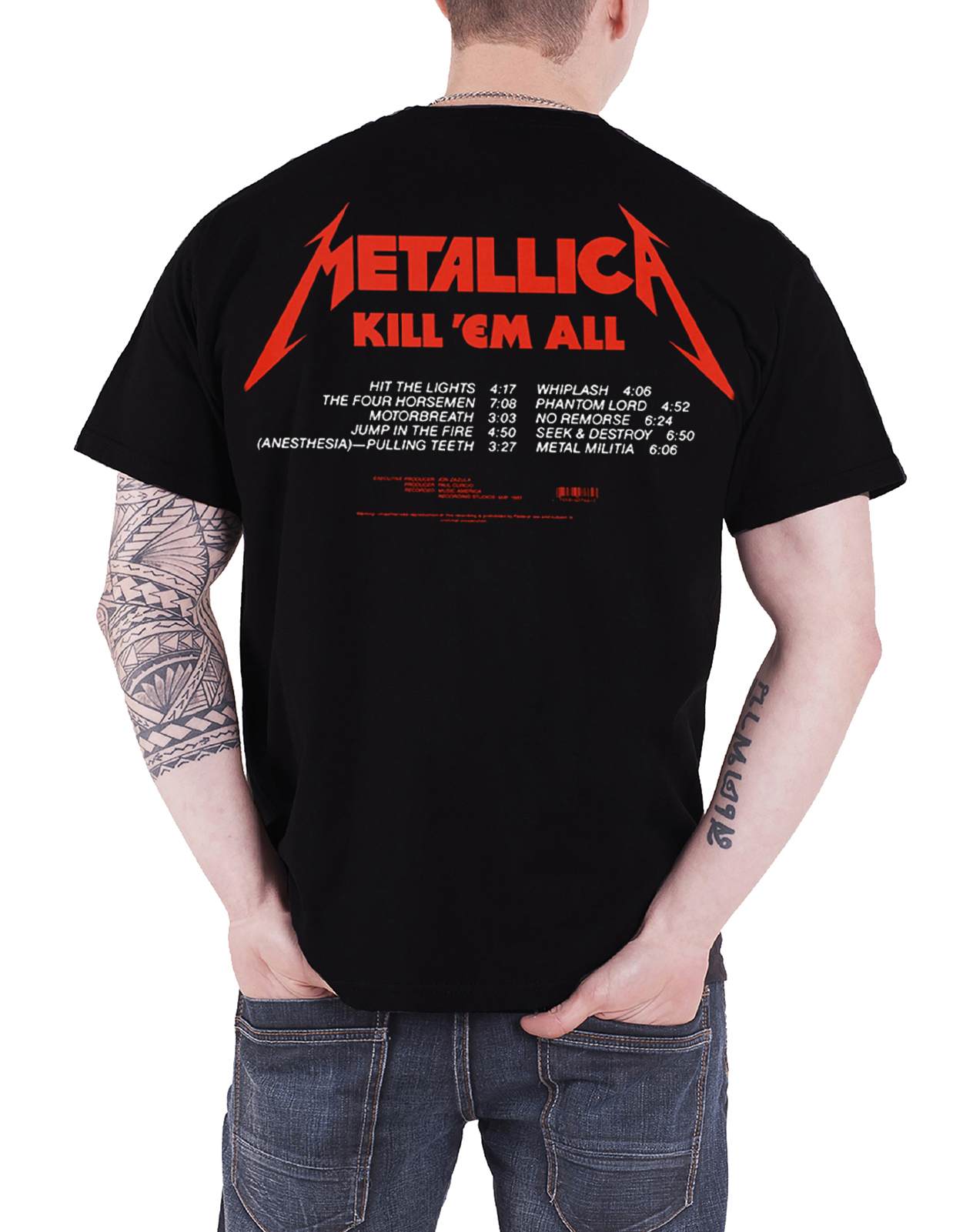 Official-Metallica-T-Shirt-Hardwired-Justice-for-all-RTL-band-logo-mens-new Indexbild 61
