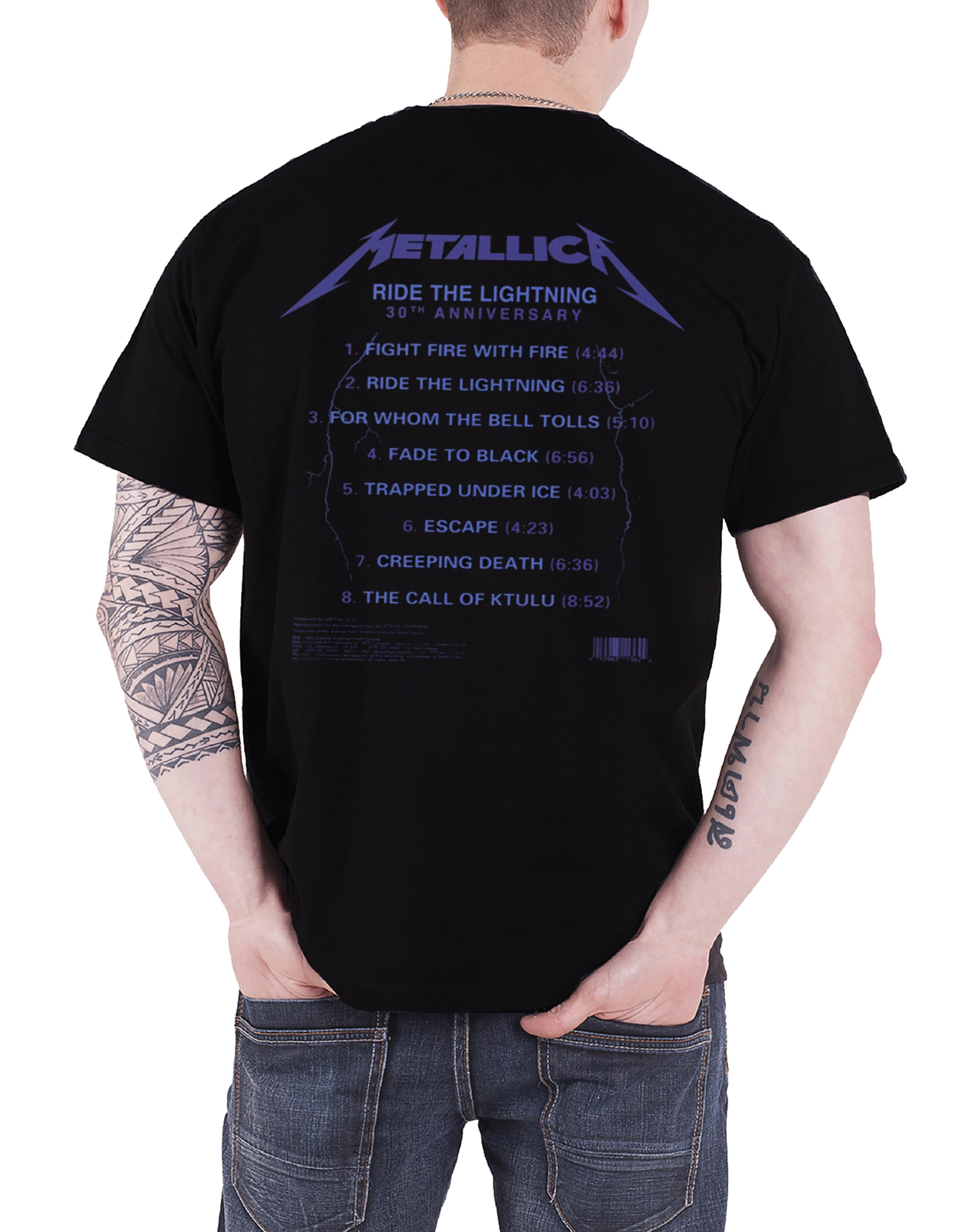 Official-Metallica-T-Shirt-Hardwired-Justice-for-all-RTL-band-logo-mens-new Indexbild 97
