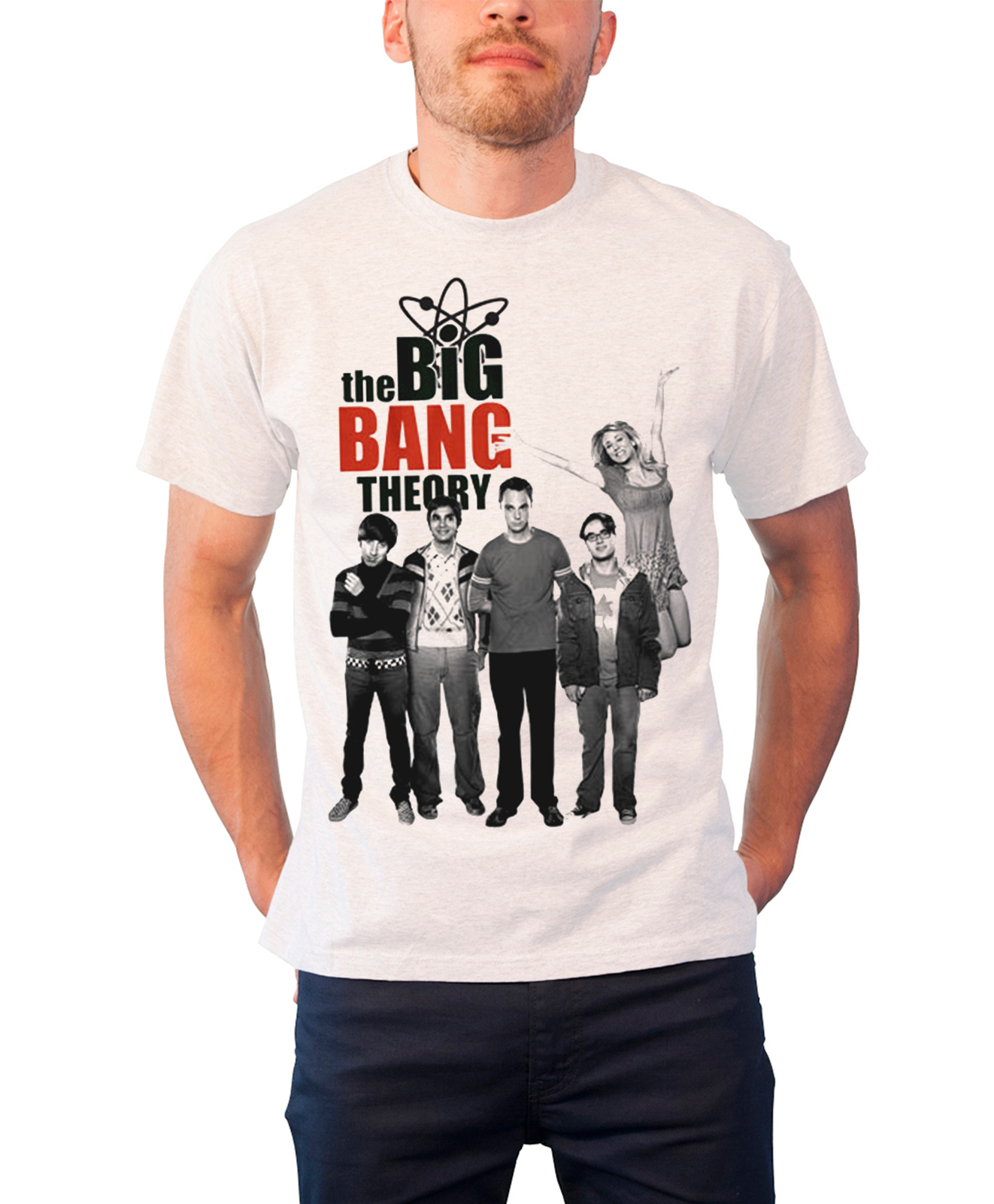 the big bang theory t shirt bazinga logo sheldon algorithm. Black Bedroom Furniture Sets. Home Design Ideas