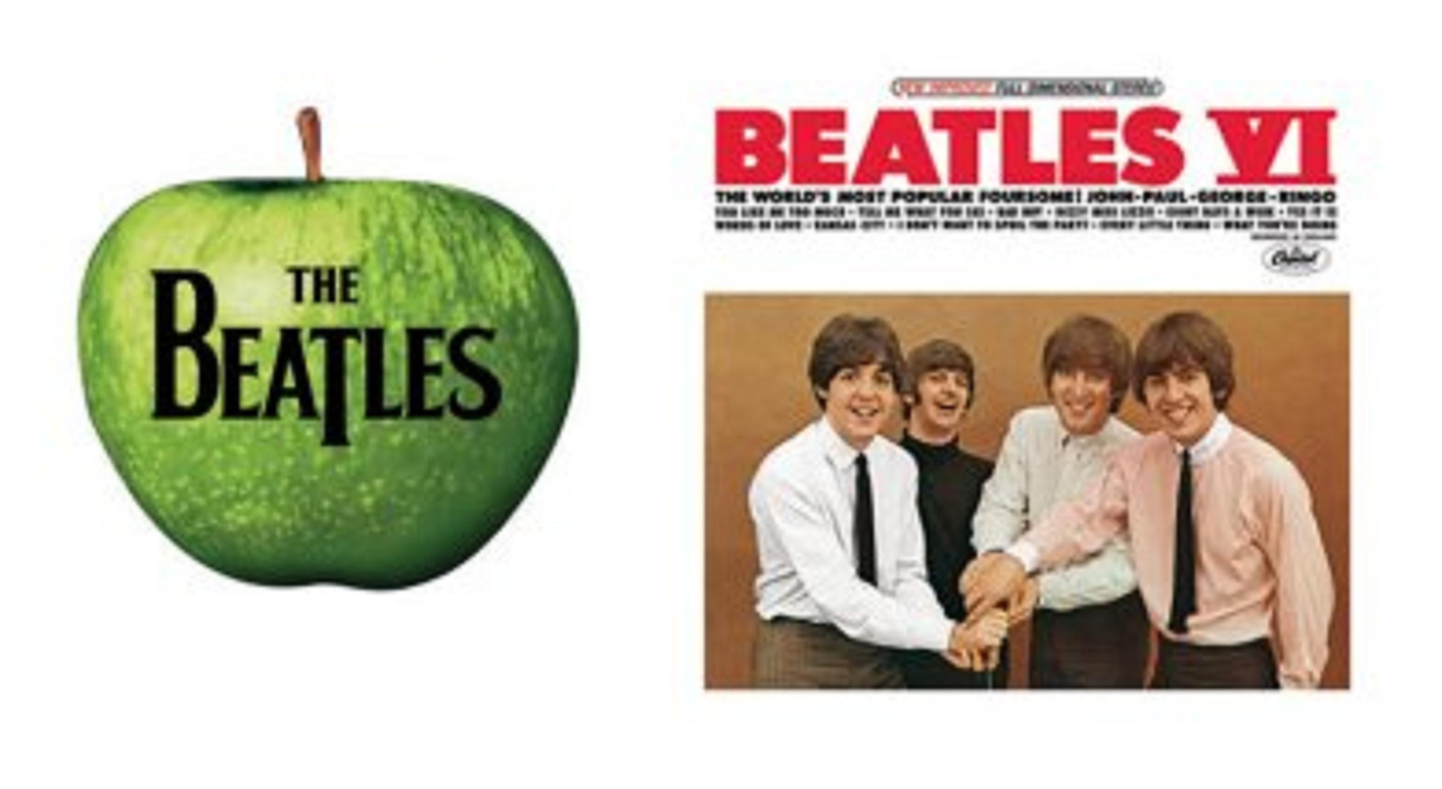 The Beatles Mug Yellow Submarine Abbey Road Band Logo New Official Apple