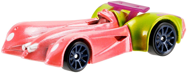 Hot Wheels 1:64 Scale Character Cars Patrick SpongeBob Squarepants ...